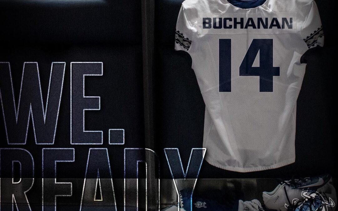 2021 Utah State Signing Day Introduction: TE Parker Buchanan